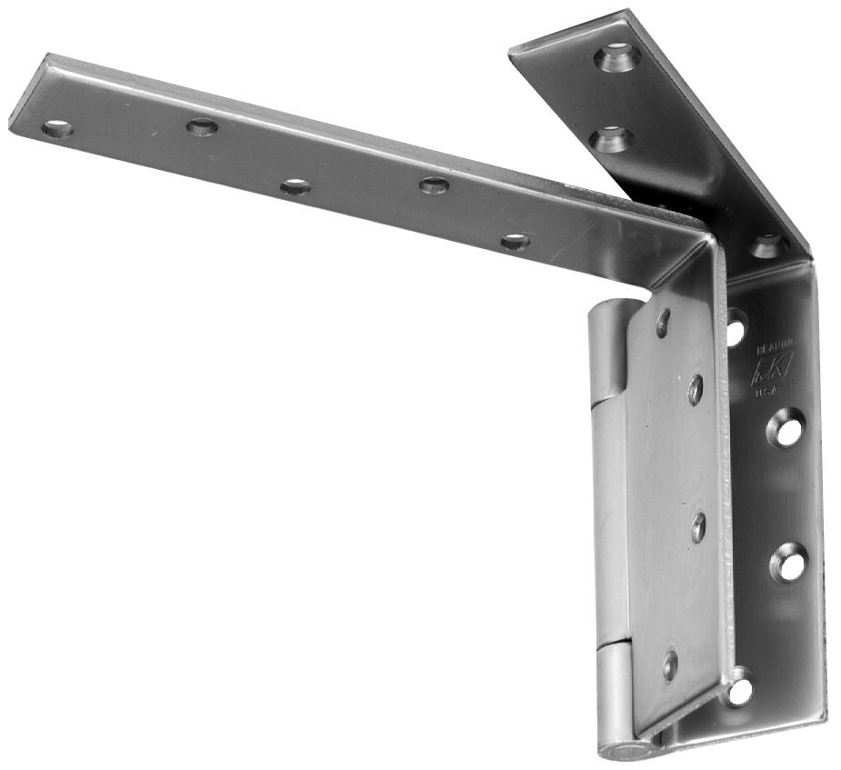 Mckinney Three Knuckle Heavy Weight Anchor Hinge Surface Applied Door