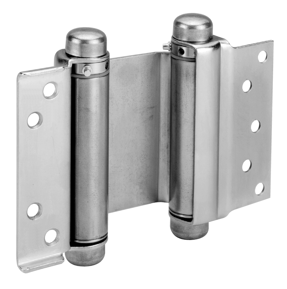 McKinney Non-Template Double Acting Spring Hinge - 1001 - ASSA ABLOY
