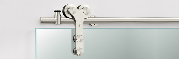 Stainless Steel Sliding Door Hardware A Abloy