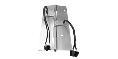 McKinney Stainless Steel Pin & Barrel Continuous Electrified Hinges (EL Option)