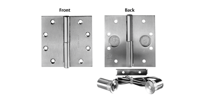 McKinney Magnetic Monitoring Hinge (MM Option)