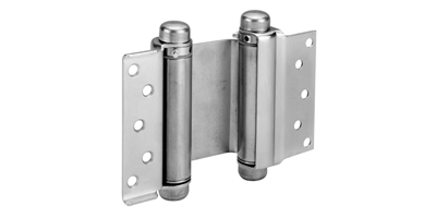McKinney Non-Template Full Mortise Double Acting Spring Butt Hinge - 9001