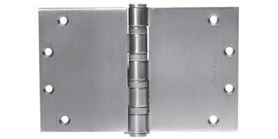 McKinney Wide Throw Bearing Hinges: Heavy Weight - T4A3386/T4A3786