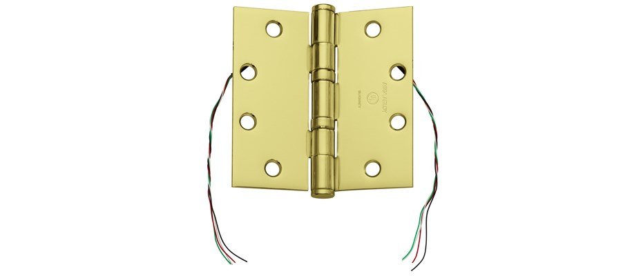 McKinney Concealed Circuit Electric Hinge (CC Option) - ASSA