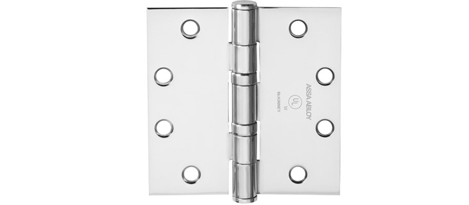 "NEW MARKAR Heavy Duty Security Hinge With Holes SS 4-1//2/"" W 79/"" L ET"