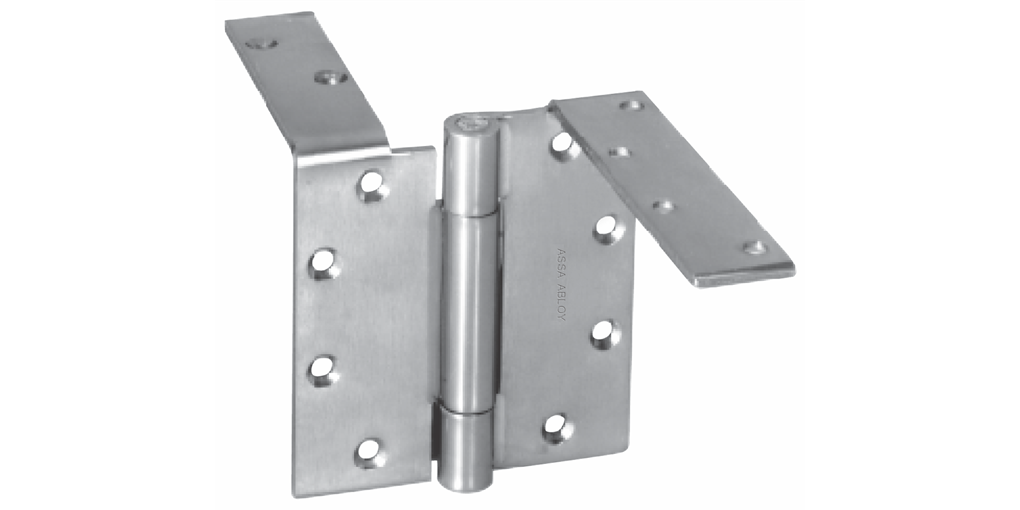 Anchor Hinge Sets Are Used On Doors Where High Traffic, Abuse, Or Other Door  Hardware Place An Unusual Strain On The Door, Jamb, And Hinges.