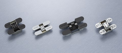 Concealed Hinges - ASSA ABLOY