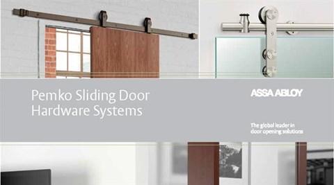 Architectural Door Accessories Sliding Door Brochure
