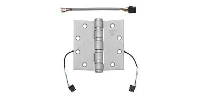 McKinney ElectroLynx® Hinge (QC Option) - ASSA ABLOY