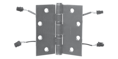 McKinney Concealed Circuit Electric Hinge (CC Option) - ASSA ABLOY